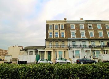 Thumbnail 2 bed flat for sale in Ethelbert Crescent, Cliftonville, Margate
