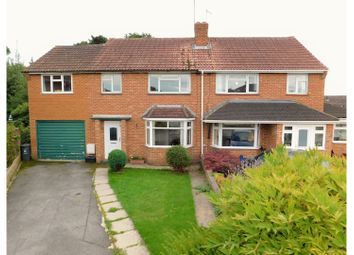 Thumbnail 4 bedroom semi-detached house for sale in Birdbrook Road - Upper Stratton, Swindon
