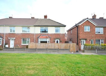 Thumbnail 3 bed terraced house to rent in Chiltern Avenue, Chester Le Street