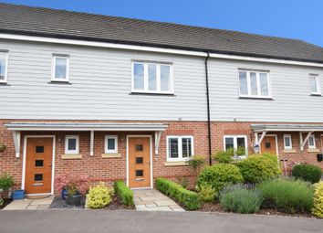 Thumbnail 2 bed terraced house for sale in Willowbourne, Fleet