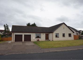 Thumbnail 4 bed detached bungalow for sale in Redwood Crescent, Inverness