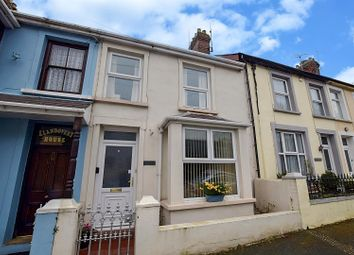 Thumbnail 2 bed terraced house for sale in Goodwick Industrial Estate, Main Street, Goodwick