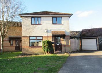 Thumbnail 4 bedroom detached house for sale in Branwen Close, Cardiff