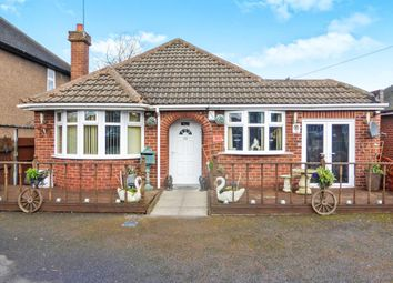 Thumbnail 3 bed detached bungalow for sale in Glascote Road, Glascote, Tamworth