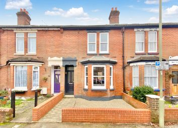 Thumbnail 3 bed terraced house for sale in Bellevue Road, Eastleigh