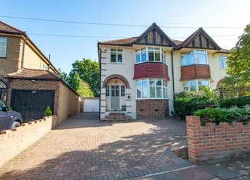 Thumbnail 3 bed semi-detached house for sale in Birchwood Avenue, Sidcup