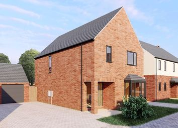 Thumbnail 3 bed detached house for sale in Plot 2, Moorcroft Farm, Crowle