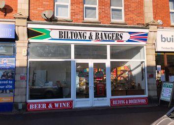 Thumbnail Retail premises for sale in 934 Wimborne Road, Moordown, Bournemouth