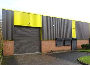 Thumbnail Warehouse to let in Narrowboat Way, Dudley