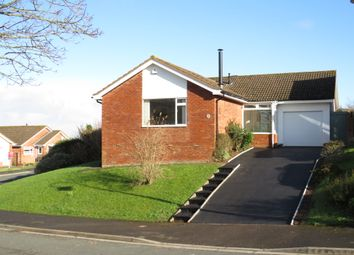 Thumbnail 3 bed detached bungalow for sale in Cowdray Road, Minehead