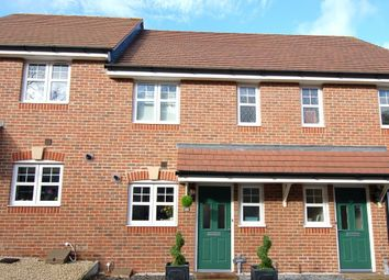 Thumbnail 2 bed terraced house for sale in Gomer Road, Bagshot