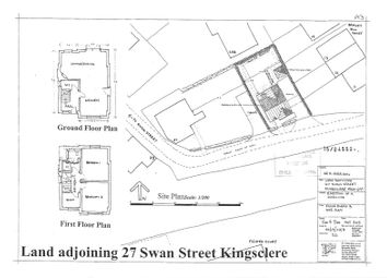 Thumbnail 2 bed detached house for sale in Swan Street, Kingsclere, Newbury