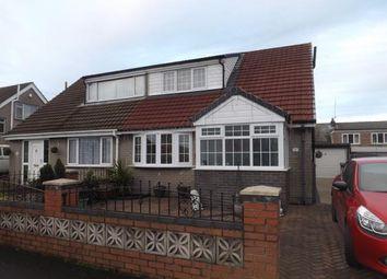 Thumbnail 3 bed bungalow for sale in Croft Avenue, Golborne, Warrington