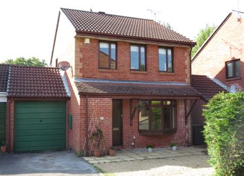 Thumbnail 3 bed link-detached house for sale in Monnow Gardens, West End, Southampton