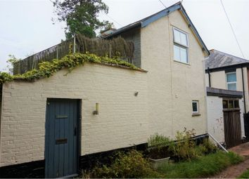 Thumbnail 2 bedroom property for sale in St. Georges Well, Cullompton