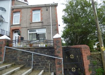 Thumbnail 3 bed property for sale in Coronation Street, Ogmore Vale, Bridgend.
