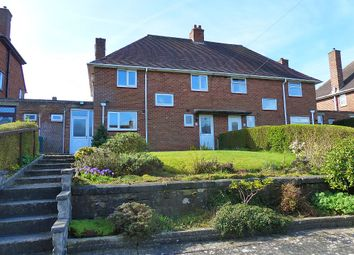 Thumbnail 3 bed semi-detached house for sale in Park Avenue, Ashbourne, Derbyshire