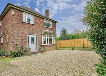 Thumbnail 4 bed detached house for sale in Herne Road, Ramsey St. Marys, Ramsey, Huntingdon
