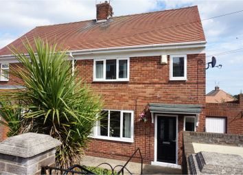 Thumbnail 2 bedroom semi-detached house for sale in Bevan Avenue, Sunderland