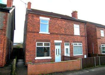 Thumbnail 2 bed semi-detached house for sale in Carter Lane East, South Normanton, Alfreton