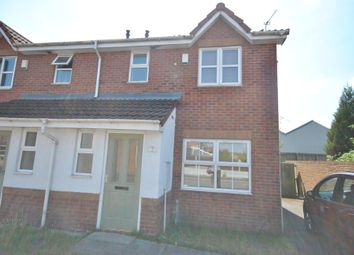 Thumbnail 3 bedroom semi-detached house for sale in Redmans Close, Eccles