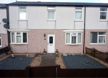 Thumbnail 3 bed town house for sale in Halton Brook Avenue, Runcorn