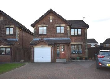 Thumbnail 4 bed detached house for sale in Berenice Place, Dumbarton