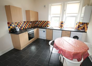Thumbnail 4 bed maisonette to rent in Jesmond Road, Jesmond
