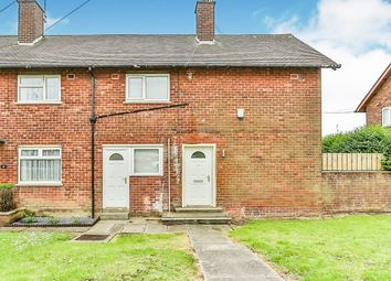 Thumbnail 3 bedroom end terrace house for sale in Lowedges Road, Sheffield