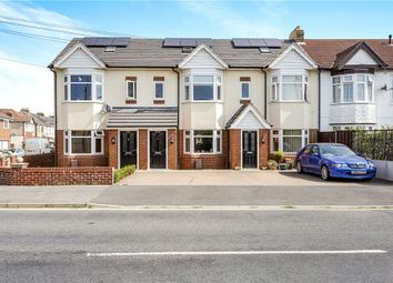Thumbnail 3 bed terraced house for sale in White Hart Lane, Fareham, Portchester