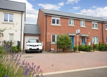 Thumbnail 3 bed end terrace house for sale in Tyson Road, Aylesbury