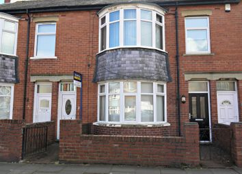 Thumbnail 3 bedroom flat for sale in Balmoral Gardens, North Shields
