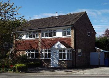Thumbnail 3 bed semi-detached house to rent in Dorchester Road, Great Sankey, Warrington