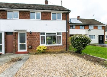 Thumbnail 3 bed end terrace house for sale in Derwent Drive, Bletchley, Milton Keynes