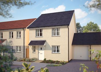 Thumbnail 3 bedroom detached house for sale in Baileys Meadow, Hayle