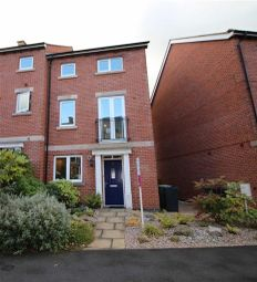Thumbnail 4 bed end terrace house for sale in Leighton Way, Belper, Derbyshire
