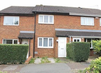Thumbnail 2 bed terraced house to rent in Clay Hill, Two Mile Ash, Milton Keynes