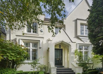 Thumbnail 4 bed property for sale in Loudoun Road, St John's Wood, London