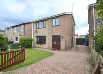 Thumbnail 3 bed detached house for sale in Elm Close, Barnby Dun, Doncaster