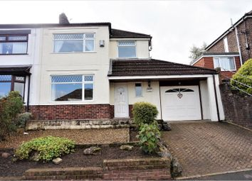 Thumbnail 3 bed semi-detached house for sale in Carrington Avenue, Blackburn