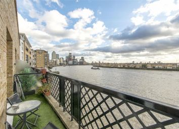 Thumbnail 2 bed flat to rent in Old Sun Wharf, Limehouse