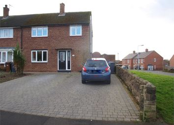 Thumbnail 3 bed end terrace house for sale in Ford Street, Burton-On-Trent, Staffordshire