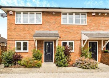 Thumbnail 2 bed end terrace house for sale in Heathfield Road, Hersham, Surrey