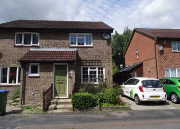 Thumbnail 2 bed semi-detached house to rent in The Glade, Fareham