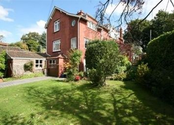 Thumbnail 5 bed detached house to rent in Sidcot Gate, 40 Sidcot Road, Winscombe