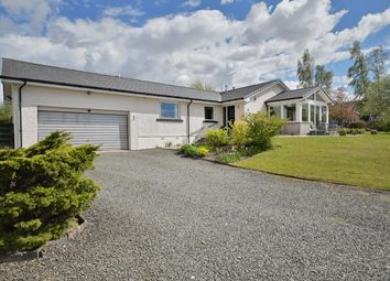 Thumbnail 5 bed bungalow for sale in Greenloaning, Dunblane