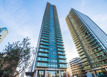 The Landmark, West Tower, 24 Marsh Wall, London E14. 1 bed flat for sale