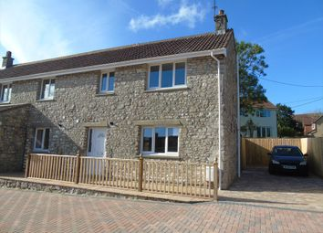 Thumbnail 2 bed semi-detached house for sale in Upper Town Lane, Felton