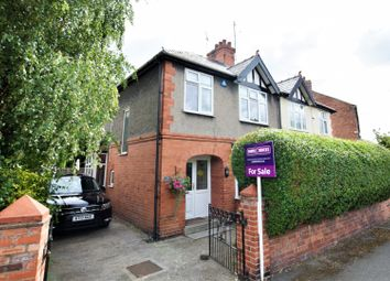 Thumbnail 3 bed semi-detached house for sale in Spring Road, Wrexham