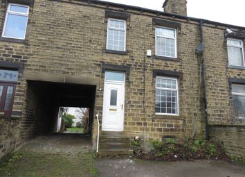 Thumbnail 5 bedroom terraced house for sale in Quarmby Road, Quarmby, Huddersfield